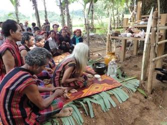 """""""Lễ hội Trỉa lúa"""" của người Bru - Vân Kiều và """"Hò thuốc cá"""" của người Nguồn được đưa vào Danh mục Di sản văn hóa phi vật thể Quốc gia"""